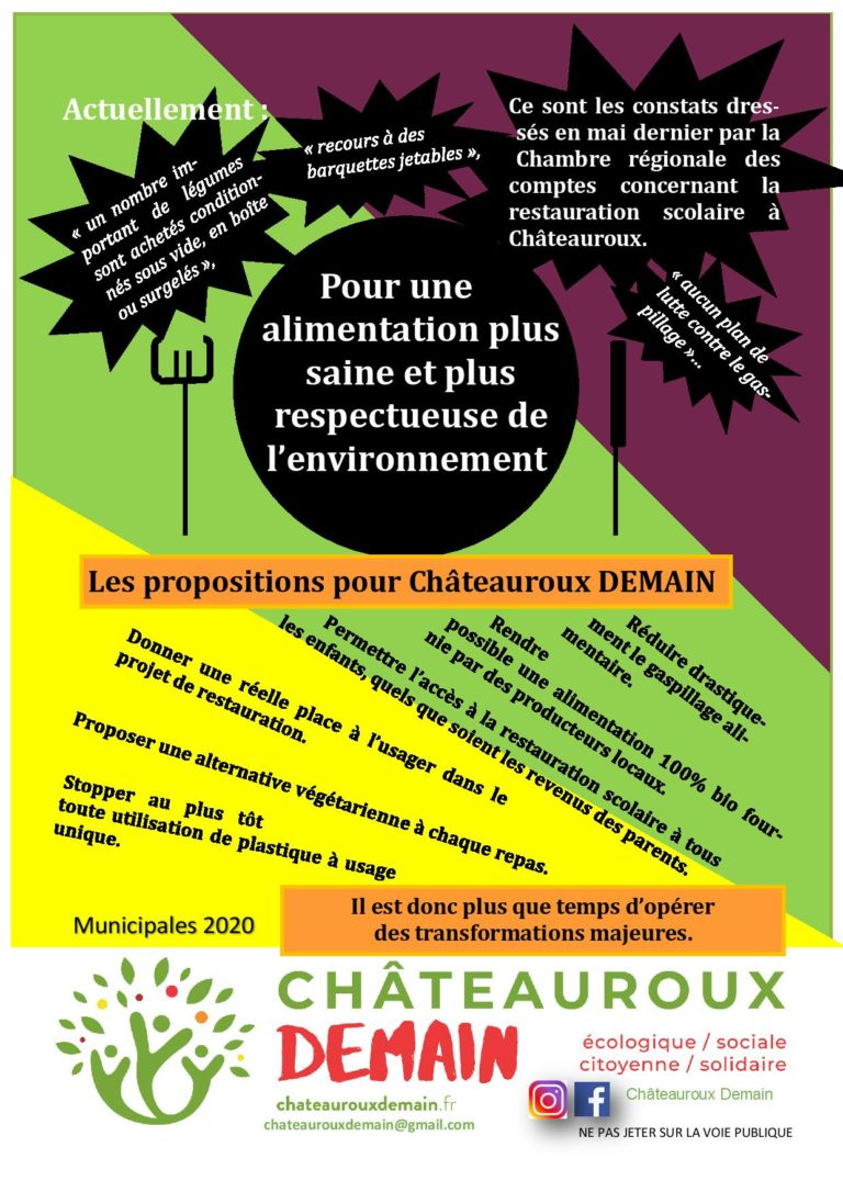 chateauroux demain; Chateauroux DEMAIN