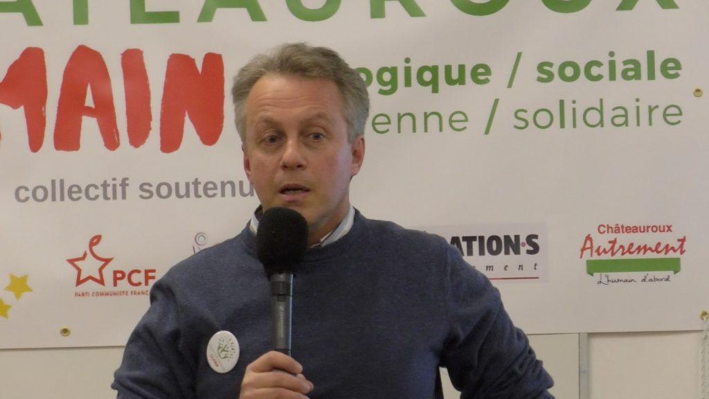 Châteauroux Demain présente sa liste et son programme 1